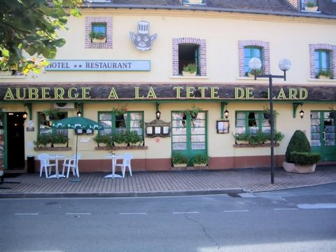 Recently Refurbished Hotel For Sale in the Lor et Cher Department France Euroresales Property ID- 9825441 Property Information: For sale a ten-bedroom, recently refurbished Logis de France hotel with a 50-seat restaurant, plus a shaded terrace restau...