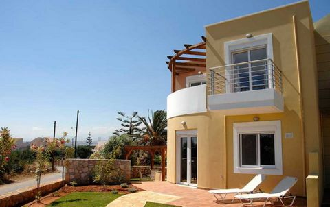 These are 5 high quality villas in Akrotiri Chania for sale, currently operating as 4 star holiday rentals and are offered as individual homes or as a complete purchase. They comprise of five fully equipped and furnished villas, each with 2 or 3 bedr...