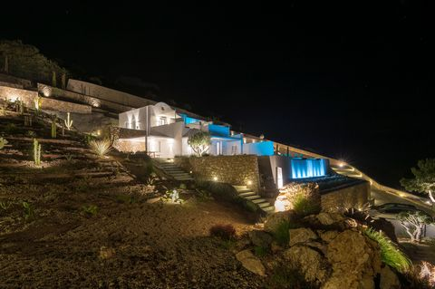 Santorini Heights is a unique estate near the picturesque village of Pyrgos Kalistis, the former capital of Santorini and the best-preserved medieval settlement on the island. The wildness of the scenery blended with local, natural construction mater...