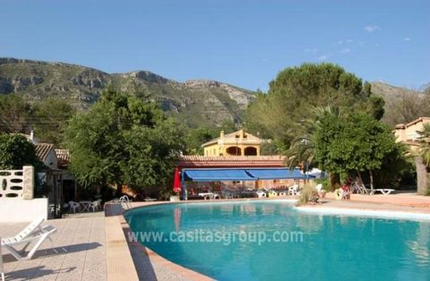 A Rural Hostal and Restaurant with owners separate accommodation, offering an ideal business for a family looking to relocate to this wonderful area. With 7 Double Units, a large swimming pool with terraces and a Bar, together with a Restaurant seati...