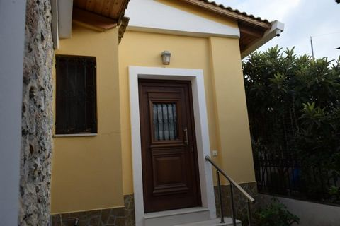 Pano Chorio House of 80m2 in Pano Chorio ready to live in. The property is located on a plot of 200m2. It consists of a bedroom, a bathroom, a kitchen and a living area. All services are connected. The house has a garden, a veranda and a garage. Last...