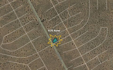 Located in El Paso. *** Investor Special*** 0.35-acres in the Eastern part of the county, just North East of Horizon City. This property is an amazing investment opportunity due to the amount of growth coming from El Paso City. The property currently...