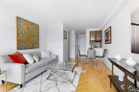 Welcome to residence 10B at the The Brompton Condominium, a premier luxury building on NY's Upper East Side, designed by one of America's most prominent postmodern architects, Robert A.M. Stern! The building built and managed by The Related Companies...
