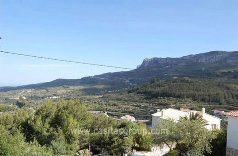 A newly built second floor apartment in the beautiful and historic town of Guadalest. This fantastic apartment has a roomy open plan lounge/kitchen/diner, making the most of the south facing aspect. The kitchen has modern fittings and tiles. There is...