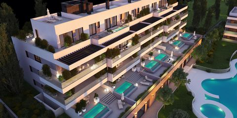 Unique complex of apartments and penthouses thought to enjoy and to feel the day to day of a privileged environment, opened spaces with great possibilities of light for the entertainment of the family and enjoyment outside with the highest comfort wi...