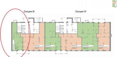 Идеально для вашего бизнеса. Продается ПСН в ЖК Зеленые Аллеи.Монолитный ж/б каркас, внутренние стены монолитные ж/б, наружный слой навесной вентилируемый фасад. Мощ. 0,054кВт/м2.Высота 3,02 м. Проектом также предусматривается благоустройство прилега...