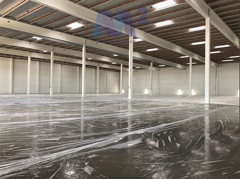 Logistic Warehouse for rent in Sagunt/Sagunto, with 16,206 m2 and Loading Dock.