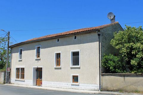 Our ref- AI4660 This impressive looking renovated house is situated in a village with amenities and offers 166m2 of habitable space. One of the 3 large bedrooms is situated on the ground floor and there is potential to expand the living accommodation...