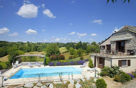 Beautiful 4 Bedroom House In La Fouillade France Property information: This beautiful property La Vallée is situated in La Fouillade France. Located west of the department of Aveyron, between the gorges of Aveyron and Viaur, La Fouillade is an active...