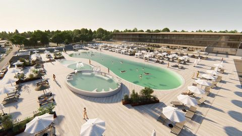 This brand new Resort that opens on 25.05.2019 is an exclusive resort that preserves the identity of nature in which it is embedded. It stands on an area of 250,000 m² of wonderful Mediterranean vegetation and is an ideal place for those seeking tran...