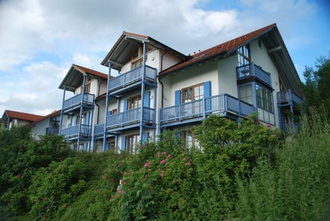 Our apartments are located in Sonnenwald, directly on the Brotjacklriegel mountain peak, in the heart of the Bavarian Forest National Park. Here you will find modern, family-oriented apartments in a beautiful, quiet ambiance with a view of the valley...