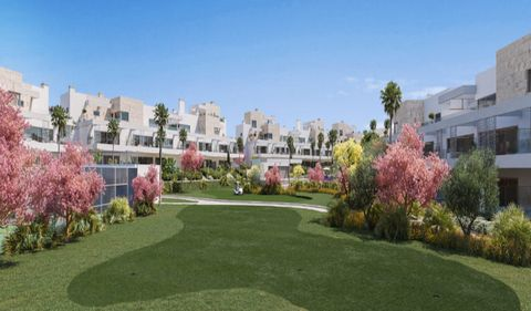 New residential of 95 homes with 2, 3 and 4 bedrooms with an architecture and a contemporary design, located in the area of Cancelada in Estepona, Málaga. All homes have a fitted kitchen, although you can choose between the finishes to customize your...