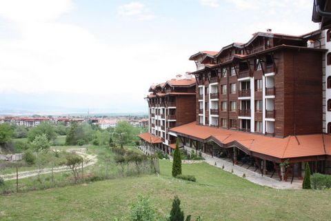 Superb One Bedroom Apartment in Panorama Resort Complex Bansko Euroresales Property ID- 9825556 Property and Resort Information: This superb property is situated in the beautiful Panorama Resort Complex in Bansko, Bulgaria. The apartment is a one bed...