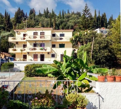 Apartment complex for sale close to the centre of Corfu. It is located in a fenced plot of 2.400 sqm and consists of 2 buildings. The surroundings are quiet, close to the city and all available amenities, thus becoming an ideal business opportunity o...