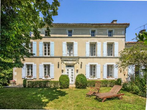 Stunning 9 Bedroom House For Sale in Bresdon France Euroresales Property ID- 9825515 Property Information: This stunning property is in a unique location in the Charente Maritime. It has been run as an award winning Bed and Breakfast/Gite business bu...