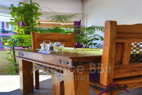 Restaurant of 100 m2 on avenue center CANNES LA BOCCA Kitchen equipped and furniture included very well located, reputable, very good clientele. PRICE: 149,900 ISPS contact: VERONIQUE ROGGEMAN Tel: 06 01 24 03 87 / 04 97 22 24 87 Email: roggemanveron...