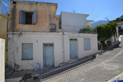 Located in Ierapetra. This is a large old stone house just off the square of the village of Kavousi, Lasithi, Crete. The house comprises 3 large rooms on the ground floor and a small garden area at the back of the ground floor. An external staircase ...