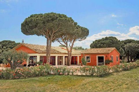 location vacances Ref. 002426P - Villa 'La Bastide Rouge'