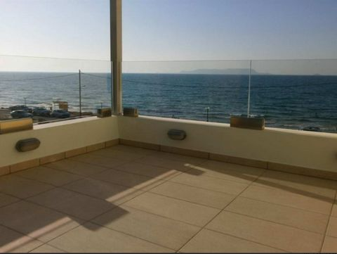For sale maisonette of 160 sq.meters in Crete. The maisonette consists of 3 levels, The first floor consists of one bedroom, living room, one bathroom. The second floor consists of living room, one kitchen. The third floor consists of 2 bedrooms, one...