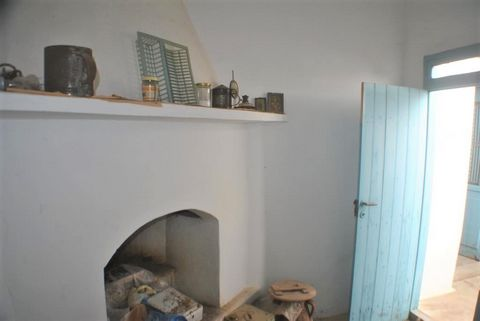 An old house for refurbishment in the traditional village of Kritsa, East Crete. The property is located on a traffic free lane within a short walk of the village centre and all facilities. The house is on one level and comprises… Small gated courtya...