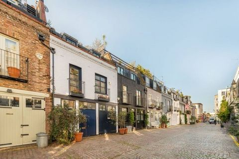 Moments from Portobello road this charming 2 bedroom mews House boasts a spacious reception room, lovely open-plan kitchen with space to dine, and is set on a gorgeous quiet street. St Lukes Mews is a stunning quiet road set moments from Portobello R...
