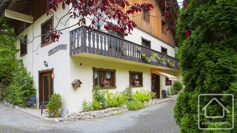 Chalet Andu is a chalet-hotel situated in the village of Essert Romand, on the outskirts of the ever-popular Portes du Soleil resort of Morzine. Run by the current owners for over 20 years, this property presents the perfect business opportunity for ...