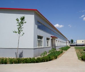 Functional sewing workshop with a large plot of land of 2980 sq.m. and a two-storey, administrative building of 320 sq.m., a separate sewing workshop of 191 sq.m. and a pavilion of 24 sq.m., in the town of Levski, Bulgaria, with beautiful nature and ...