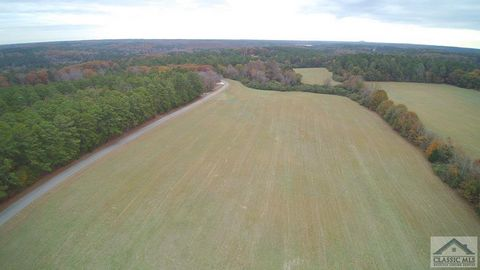 Located in Monroe. 45.9 Mostly wooded acres. 700+ ft of frontage and over 2600 ft in depth. Great tract for Estate Home or development. Creek along rear of property with a few acres in flood plain which allows for a buffer next to existing developmen...
