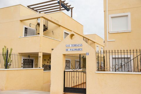 This is a well maintained and well presented, south facing, two bedroomed, one bathroom apartment on the popular community of Las Terrazas de Palomares, which has a communal pool. The property enjoys mountain views. The apartment is on level three an...