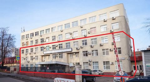 Hotel for sale in the Russian Federation, Moscow. The hotel is 12 minutes from the metro. Now a valid network hostel. Separate entrance, located on the first 3 floors of the 5th floor business center. The total area of ​​the premises is 1579.8 sq.m. ...