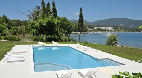 For sale two newly built luxury villas and one apartment located by the sea in the area of Dassia, within the lush greenery of Corfu, jewel of the Ionian Sea, just 12 km from Corfu town.Designed to the highest specifications, furnished in minimalist ...