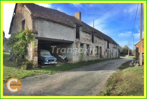 Région Centre, dans le Cher, en limite du Loiret,